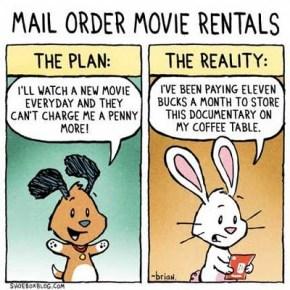 Netflix Plan vs. Reality