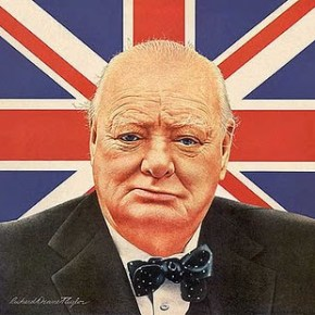 The dreams of Winston Churchill