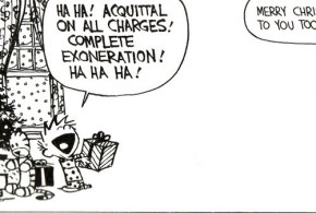 Perhaps The Best Xmas Calvin And Hobbes