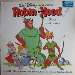 The Geschichte of Robin Hood: Story and History