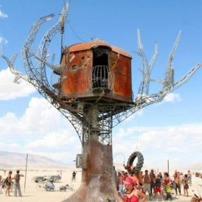 For the Love (and Judgment) of a Burning Man