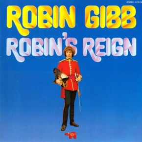 Really and Sincerely: Robin Gibb, RIP