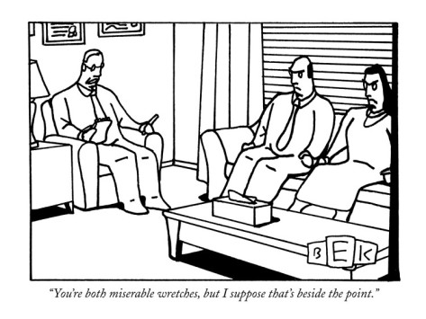 bruce-eric-kaplan-you-re-both-miserable-wretches-but-i-suppose-that-s-beside-the-point-new-yorker-cartoon