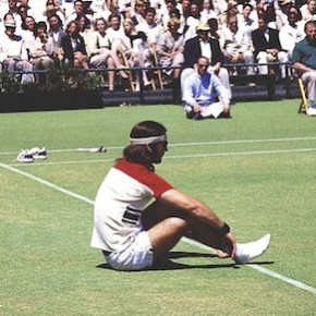 The Precise Moment of John McEnroe's Fall from Greatness