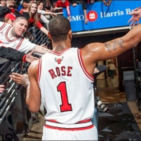 Derrick Rose, Sneakers over Stats, and the Beauty of Empathy