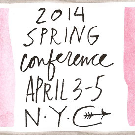 SPRING CONFERENCE IN NYC – Breakout Sessions!