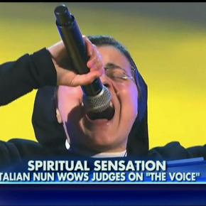 "Sister-Ax Evangelizes The Voice: ""God Doesn't Take Anything Away from Us"""