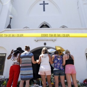 A Response to Charleston: Finding the Gospel at Prayer Vigils