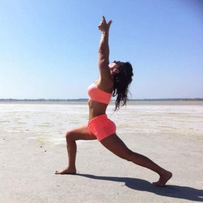 PHOENIX 2. rachel yoga