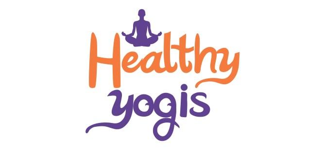 HEALTHY YOGIS logo