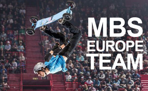 MBS Europe Team