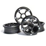MBS RockStar II hubs black