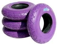MBS Roadie Tyres Purple