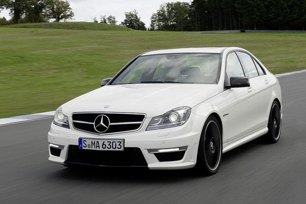 2012 Mercedes Benz C63 AMG 12 597x398 Official: Details released of the newly redesigned C63 AMG