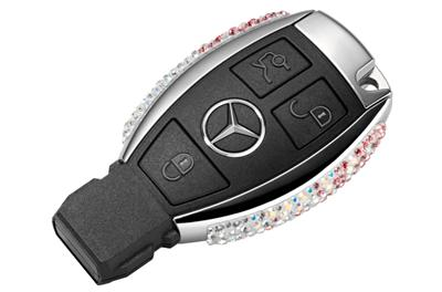 400 802848 1474784 2347 1551 10A1199 Mercedes Benz Introduces Swarovski Embellished Keys