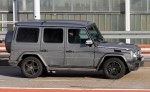 spyshots mercedes benz g65 amg 4 60x60 Mighty V12 G Class Closer To Showrooms