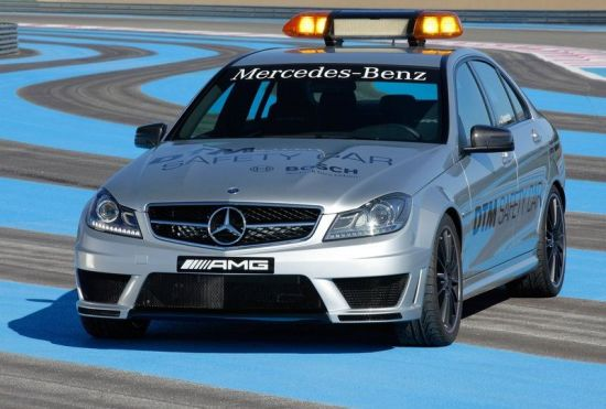 wpid New photos 2011 Mercedes Benz C63 AMG DTM Safety Car 1 The 2011 Mercedes Benz C63 AMG DTM Safety Car