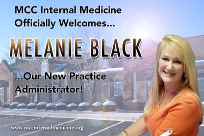 Melanie Black Welcome