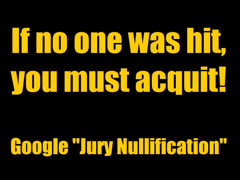 Acquit Jury Nullification