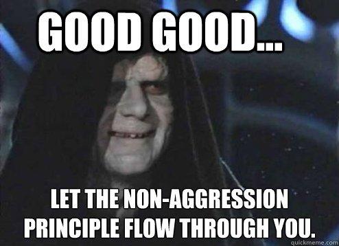 non-aggression