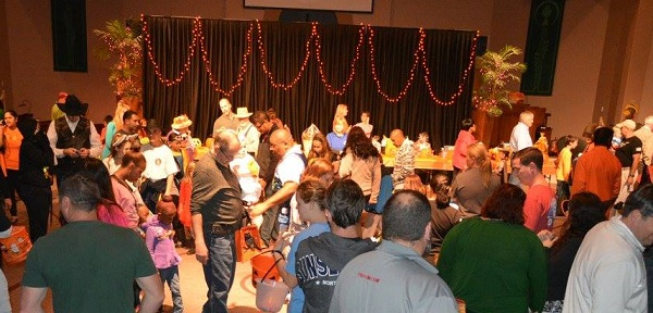 Everyone had fun at the Fall Festival Friday. Check the photo to see more pictures