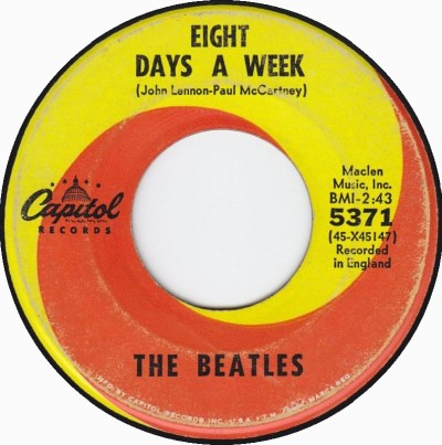 THIS WEEK 50 YEARS AGO: THE HOTTEST HIT IN THE USA!