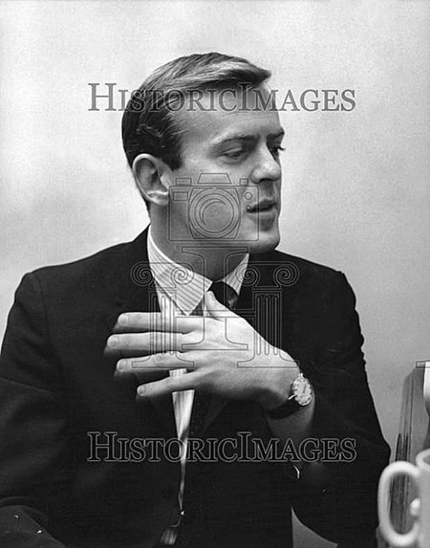 CKLW'S TOM SHANNON circa 1965