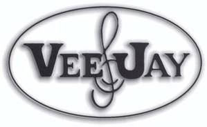 Vee-Jay Records logo.