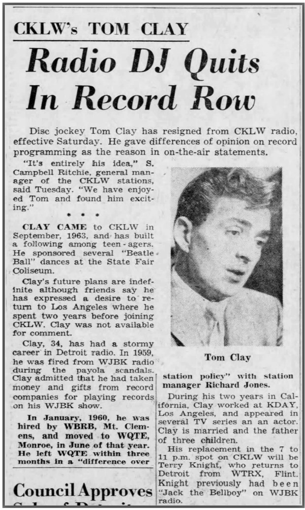 Detroit_Free_Press_Wed__Jun_17__1964_Tom_Clay_Exits_CKLW_(mcrfb)