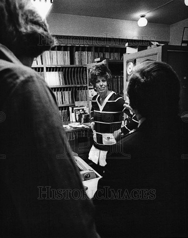 ROSALIE TROMBLEY, CKLW 800, 1971