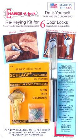 Small Of Schlage Rekey Kit