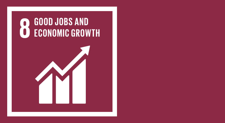 SDG 8 - Promote Sustainable Economic Growth and Employment for All