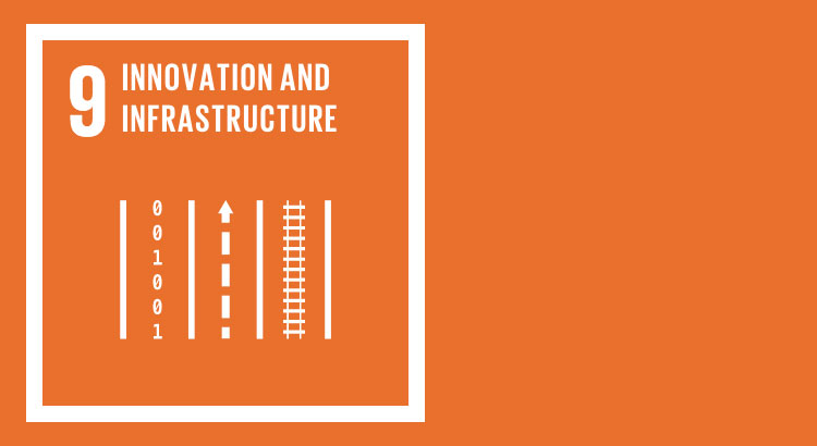 SDG 9 - Build Resilient Infrastructure and Promote Sustainable Industrialisation