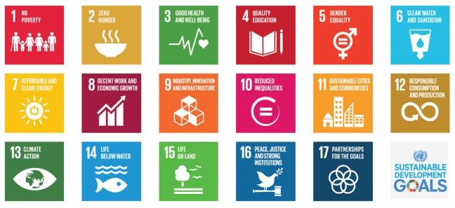 SDG sustanable development goals