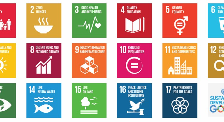 SDG sustanable development goals