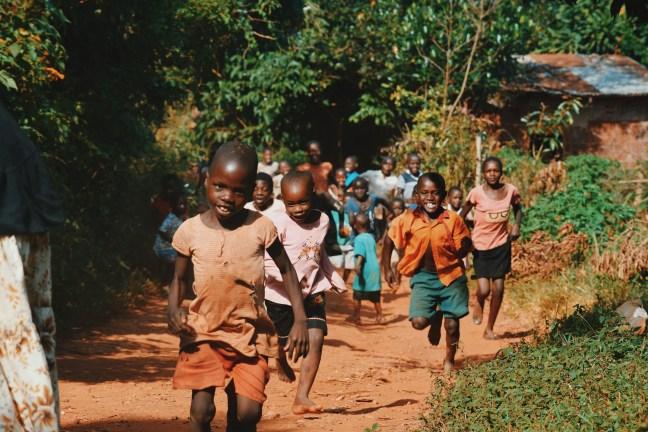 Children Happy Development Growth