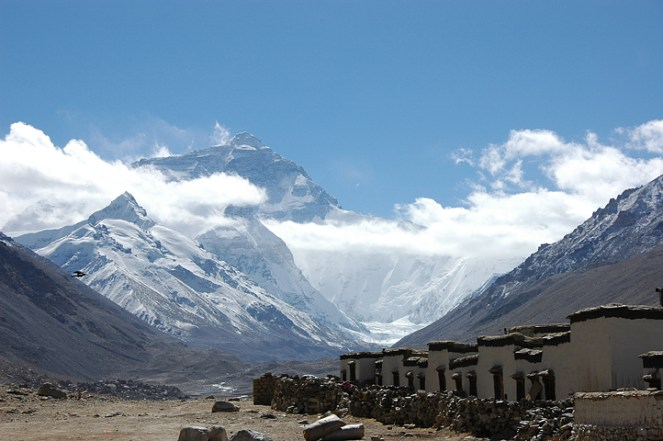Hotel and Everest