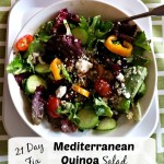 21 Day Fix Med Salad Recipe