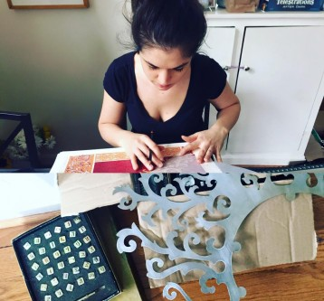 Visiting Artist – Ellen Durkan