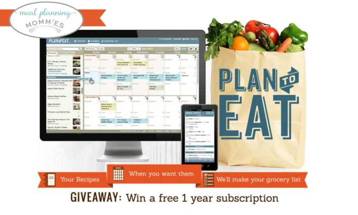 plan to eat giveaway