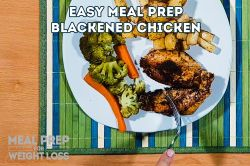 Enamour Easy Meal Prep Blackened Ken Recipe Meal Prep Weight Loss Blackened Ken Recipe Whole Foods Blackened Ken Recipes Easy