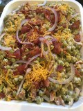 Anytime Pea Salad