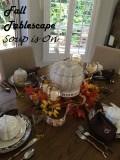 Blog - White pumpkin tablescape13