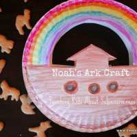 Noah's Ark Craft Teaches Submissiveness