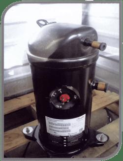 pool heater compressor