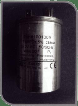 pool heater fan capacitor
