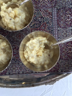 Kheer: Indian Rice Pudding