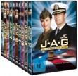 J.A.G. - Im Auftrag der Ehre - Staffel 1-10 Set (DVD)