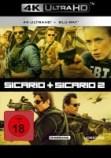 Sicario 1&2 - 4K Ultra HD Blu-ray + Blu-ray (4K Ultra HD)
