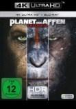 Planet der Affen Trilogie - 4K Ultra HD Blu-ray + Blu-ray (4K Ultra HD)